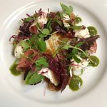 Jakes Fig & goats cheese salad Yummy!