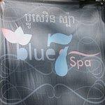 blue 7 spa