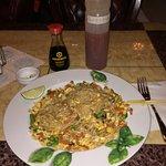 Vegetar noodles
