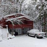 Foto de Asheville Swiss Chalets