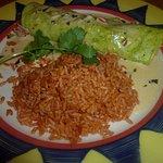 Prawn Enchiladas ($19.50) at Maya in Sonoma.