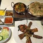 Great Food ! Good size portion, great flavour and good value for money..... add in good staff...