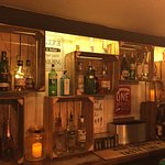 Our new back bar!