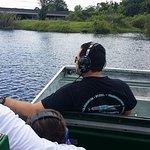 Valokuva: Capt Duke's Airboat Rides