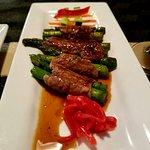 Asparagus Beef Rolls