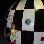 The Okanagan Science Centre has the only fixed roof planetarium in the BC Interior.