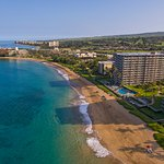 Ariel view of Aston at The Whaler on Kaanapali Beach