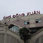 Photo of Dong Xuan Market