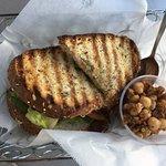 Chicken salad sandwich, #yummy