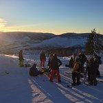 Cours de patrouilleur alpin