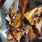 Nandos, nice BBQ chicken