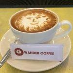 Ảnh về Quán cà phê Wander Station