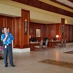Grand Waikikian lobby enterance