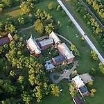 Ariel view of Arcadia Academy