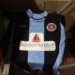Stourport Tandoori proudly sponsors Areley Kings Football Club U11s
