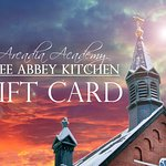 This makes the perfect gift for anyone!  Pick up a gift card or buy online!