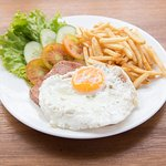 Egg & Toast only VND 45k