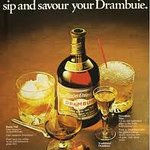 Drambuie is a lovely way to finish your evening off. come and share one with us.