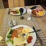 Breakfast. Very good.