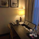 Club room desk