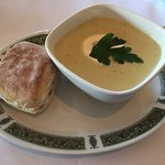 Potato and Leek Soup ($8.00)