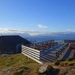Narvikfjellet Summertime cable car