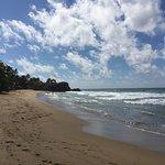 Hwy 413, Maria's Beach, Domes Beach Sandy's Beach, Tamboo Bar & Grill and Mango Beach Shop