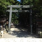 Suwa Shrine 사진