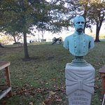 CSA Memorials around the Park