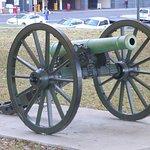 Civil War Era Cannons