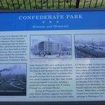 Confederate Park History