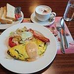 樂雅樂家庭餐廳和風杏力蛋早餐
