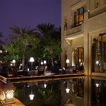 Celebrities Terrace, The Palace, One&Only Royal Mirage, Dubai