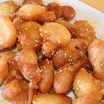 Τηγανίτες με μέλι