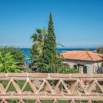 panoramic views from the veranda