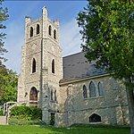 Trinity Anglican, Wiarton - Outside