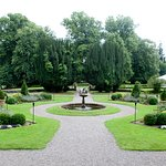 The Pleasure Gardens at The Castle