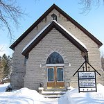St. Peter's Lutheran Church, Wiarton - Winter