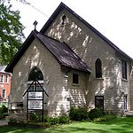 St. Peter's Lutheran Church, Wiarton - Outside