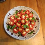 Stuffed Pepper Antipasti