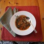 Seasonal Lentil soup