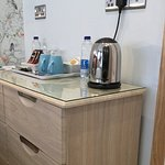 Room 4 ground floor wheelchair access rooms drinks station