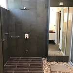 Deluxe superior rooms large shower