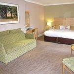 Bedroom 51 luxury double/family room
