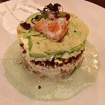 Lobster Cobb Salad - the dressing was great! Excellent entree!