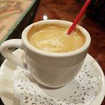 Cortado (Espresso with a little Milk)