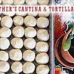 Fresh Flour Tortillas made daily at Mother's Cantina and Tortilla Shop in Ocean City Maryland.