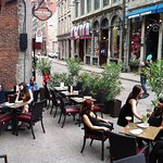 Photo de The Keg Steakhouse + Bar - Vieux-Montreal