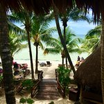 Photo of Beachfront Hotel La Palapa