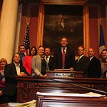Photo with Kurt Daudt Speak of the House